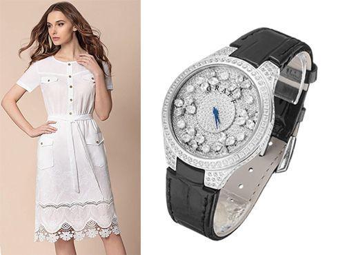Женские наручные часы Graff