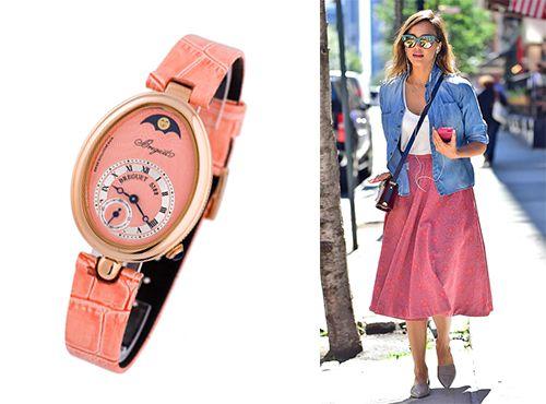 Наручные часы для женщин от Рейн де Наплес Бреге