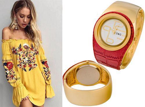 Часы от Dolce & Gabbana