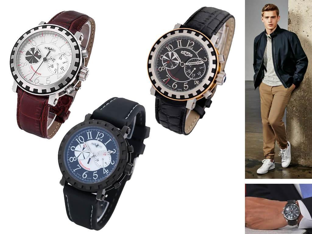 Часы мужские Dewitt Academia
