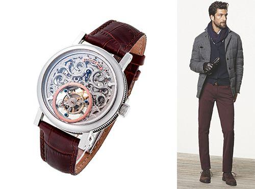 Мужские эксклюзивные часы Breguet