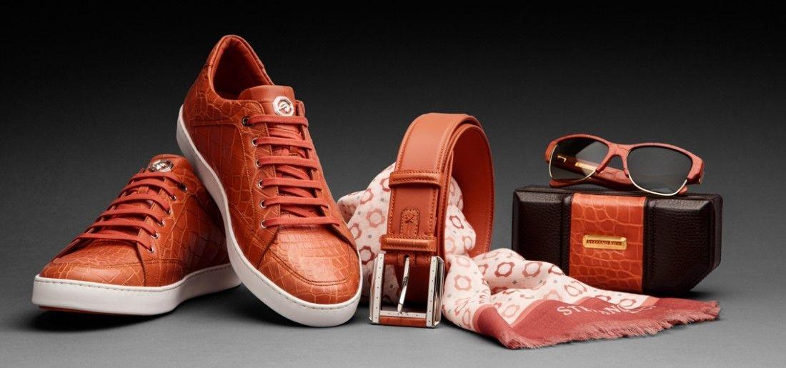 Обувь и аксессуары от Stefano Ricci