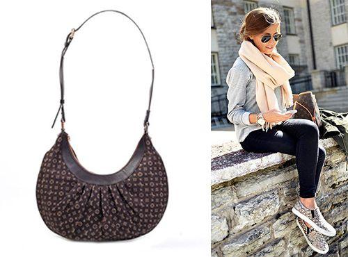 Женская сумка Louis Vuitton Rhapsodie