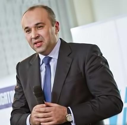 Народный депутат Украины Борис Приходько