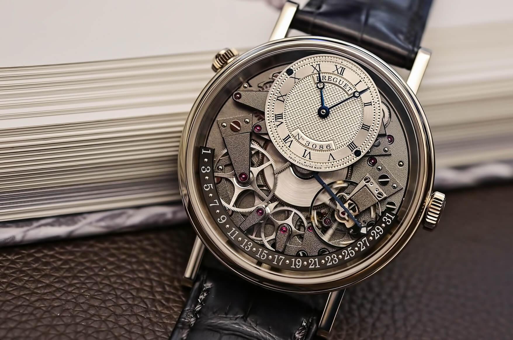 Часы Breguet Tradition Automatique Seconde Rétrograde 7097