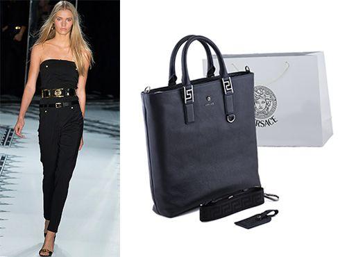 Женская сумка от Версаче