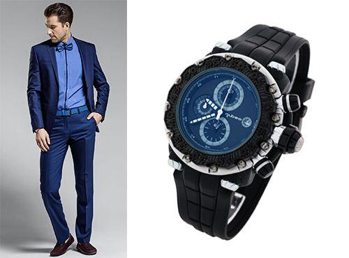Мужские часы Nubeo