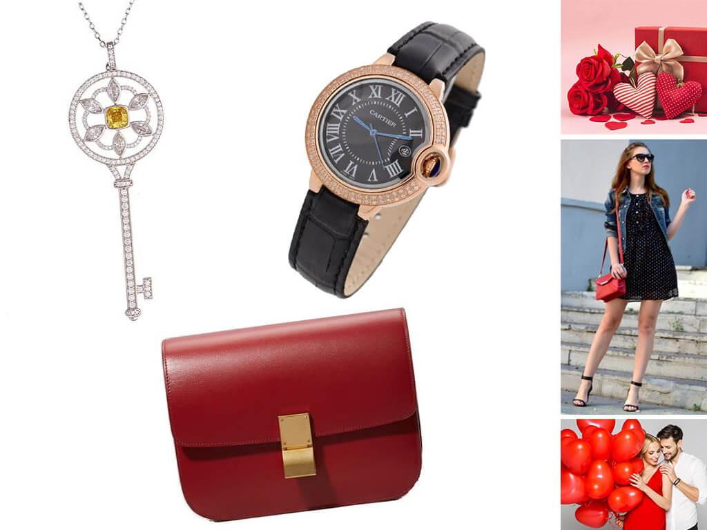 Подарки жене на День Святого Валентина