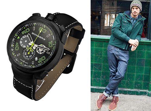 Мужские часы от Bomberg