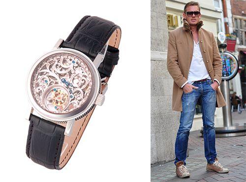 Распродажа брендовых мужских часов
