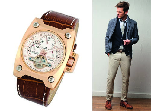 Мужские часы Вайлер