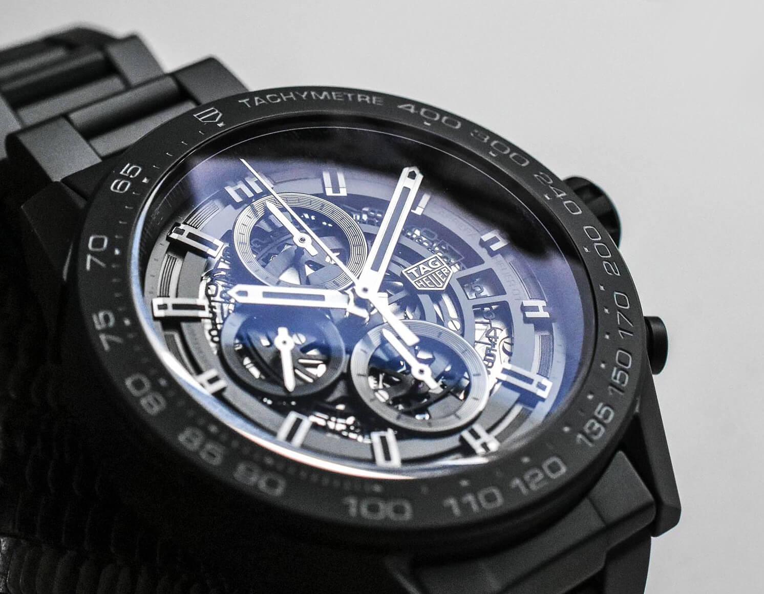 Швейцарские мужские часы Таг Хойр