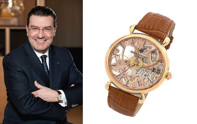 Мужские часы Vacheron Constantin Cabinotiers Skeleton для львов