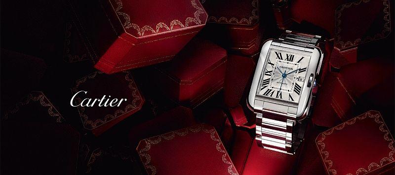 Наручные часы Cartier Tank