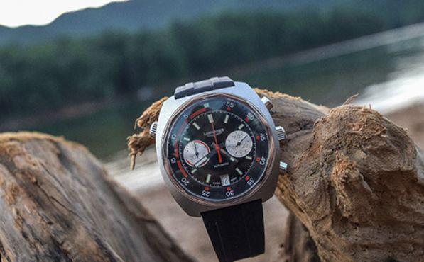 Брендовые часы Лонжин