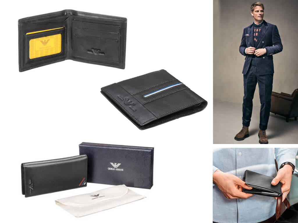 Кошельки без застежки оснащены специальными отсеками для хранения карточек, бумажных денег и даже водительского удостоверения