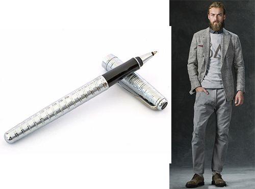 Брендовая шариковая ручка Parker