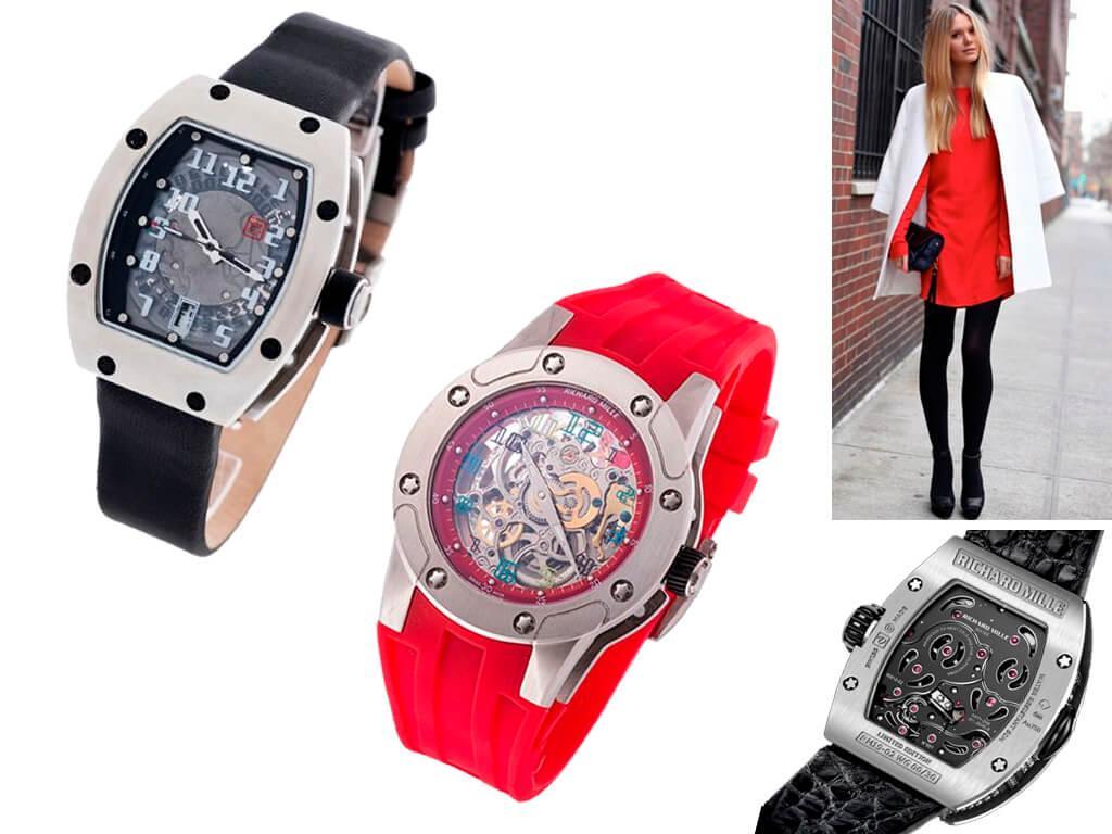 Часы Ричард Миль женские