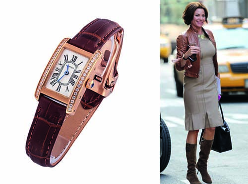 Классические женские часы от Cartier (Картье)