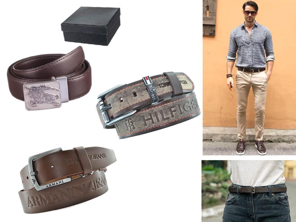 Онлайн маркет Имидж предлагает купить коричневый мужской ремень, отличающийся высоким качеством изготовления и применением добротных расходников.
