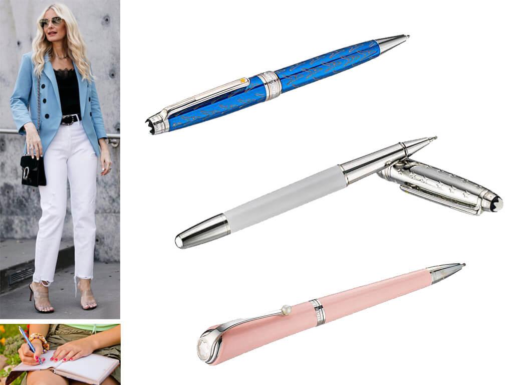 Фирменные ручки для женщин, девушек