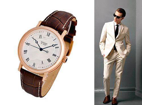 Мужские часы Bregeut Classique
