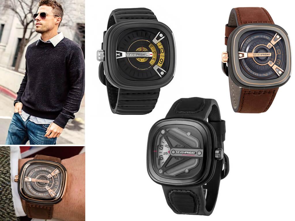 Мужские часы M Series от SevenFriday