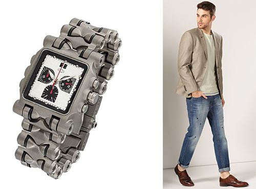Мужские наручные часы Oakley