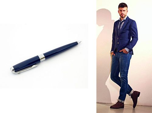 Ручка шариковая от Дюпонт