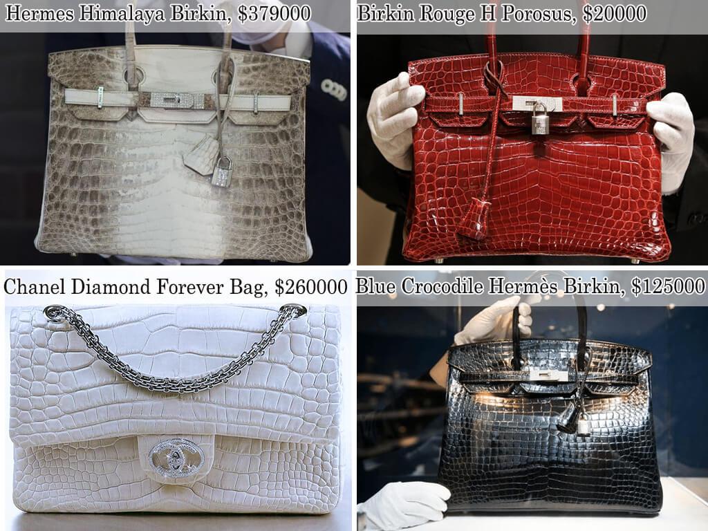 It-bags Гермес и Шанель
