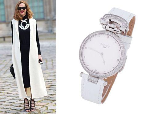 Женские часы Bovet