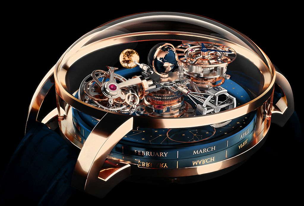 Наручные брендовые часы Astronomia Sky от Jacob & Co