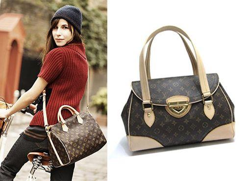 Женская сумка Louis Vuitton коллекция Beverly