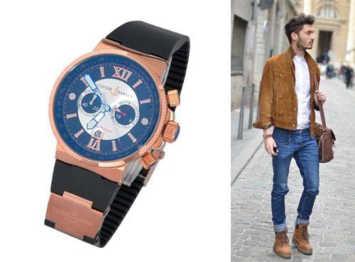 Мужские часы Ulysse Nardin Marine