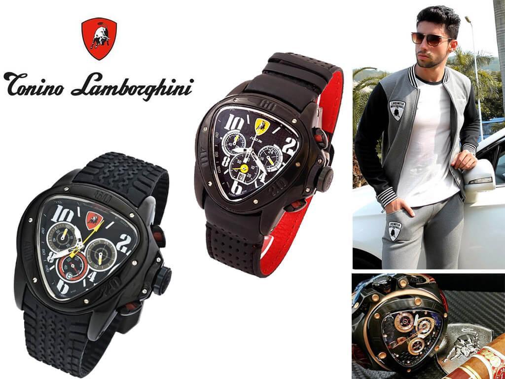 Часы Ламборджини мужские