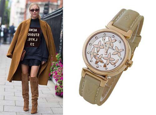 Женские часы Луи Виттон