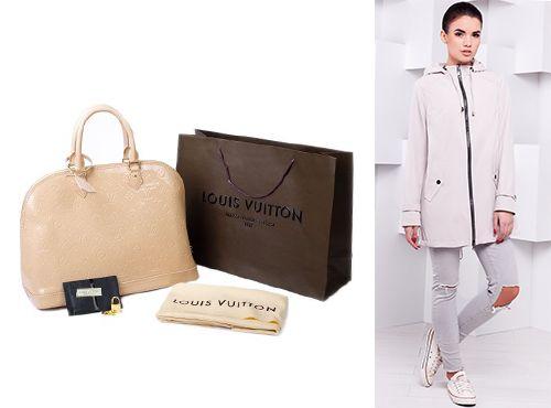 Женская сумка Alma от Louis Vuitton