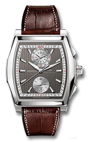 Часы Кевина Спейси IWC Da Vinci Chrono-3764