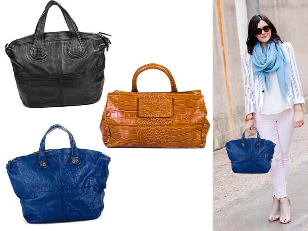 Женские кожаные сумки Givenchy