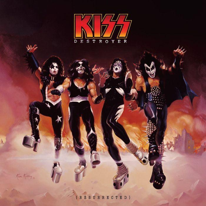 Фото группы Kiss