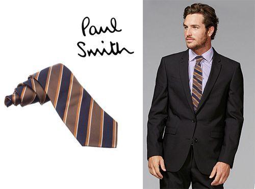 Мужской галстук Paul Smith