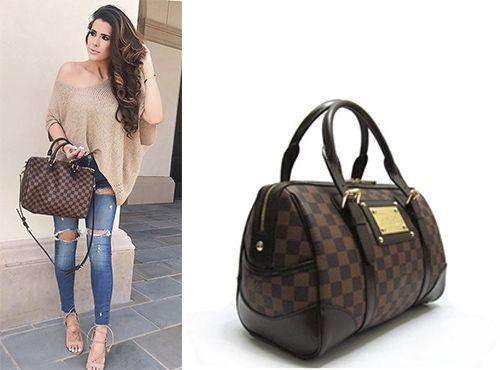 Женская сумка Louis Vuitton Speedy