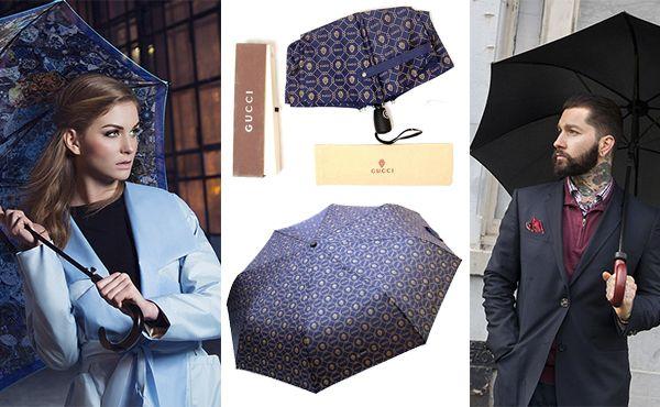 Брендовый зонт от Gucci (Гуччи)