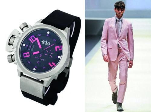 Мужские часы Велдер