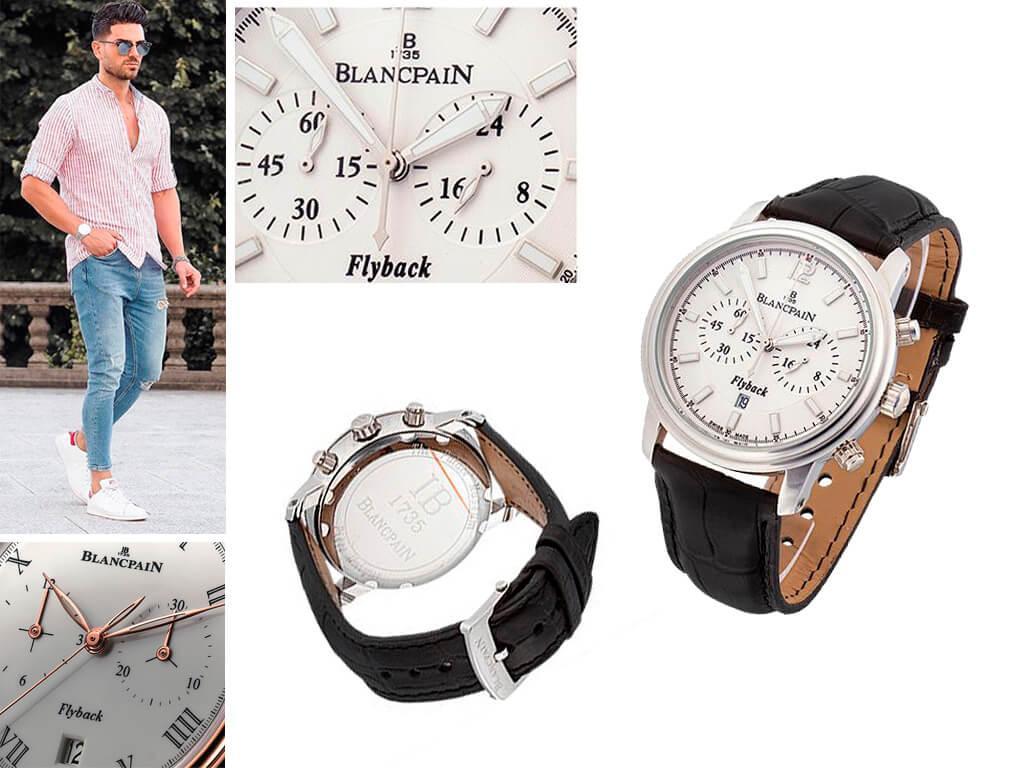 Мужские часы Blancpain Leman