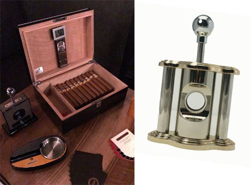 Гильотина для сигар Cohiba