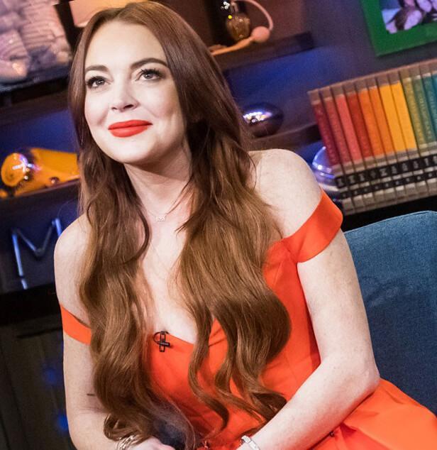Линдси Лохан - актриса, певица, модель, дизайнер одежды