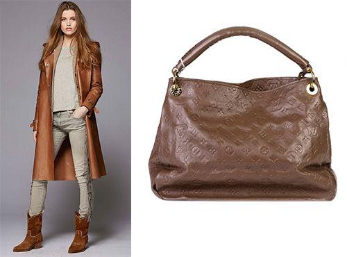 Женская сумка Louis Vuitton без ремня