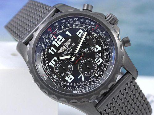 Часы Джеффри Иммельта Breitling Chronospace