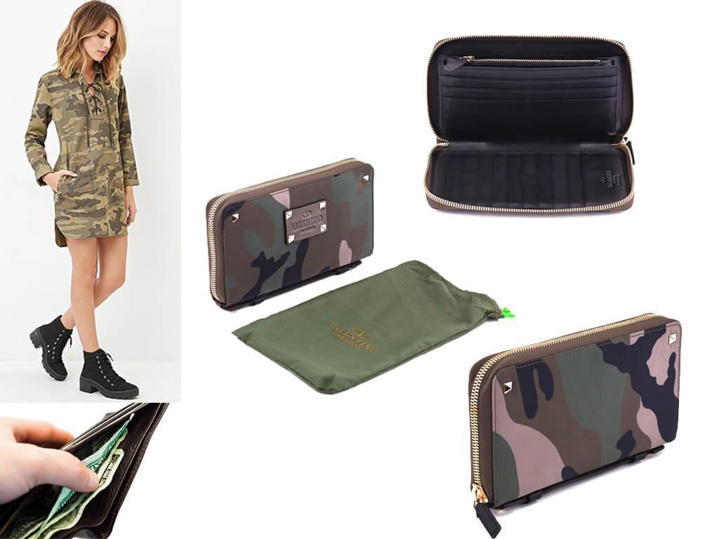 Кошелек на молнии из ткани - практичная и стильная альтернатива кожаным моделям